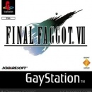 Final Faggot VII Box Art Cover