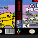 Super Alien Hominid Box Art Cover
