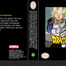 Dragon Ball Z Box Art Cover