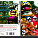 Wario's Woods Wii Box Art Cover