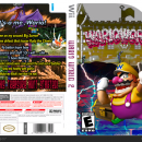 Wario World 2 Box Art Cover