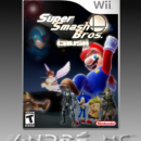 Super Smash Bros. Crush Box Art Cover