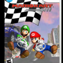 Mario Kart Wii Box Art Cover