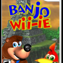 Banjo Wii-ie Box Art Cover