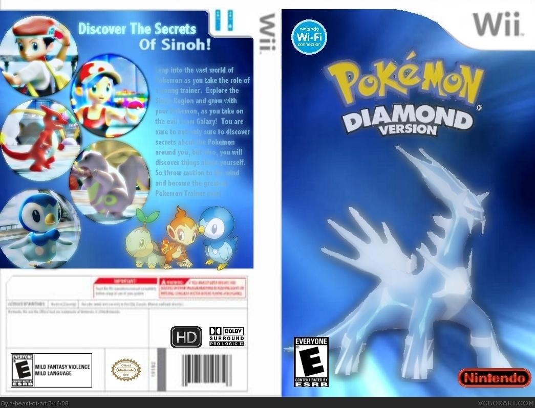 pokemon diamond free download for ds emulator
