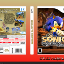Sonic and the Secret Rings Box Art Cover