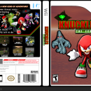 Knuckles The Echidna Box Art Cover