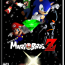 Super Mario Bros Z Box Art Cover