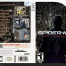 Spider man web of  shadows Box Art Cover