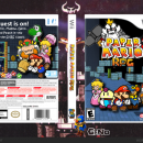 Paper Mario RPG Box Art Cover
