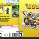 Wario Dirt Biking Box Art Cover