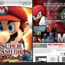 Super Smash Bros. Brawl: New Frontiers Box Art Cover