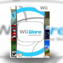 WiiWare Compilation Disc Box Art Cover