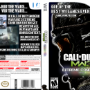 Call of Duty MW3: Extreme Condition Edition Box Art Cover
