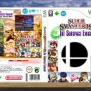 Super Smash Bros. - The Subspace Emissary Box Art Cover