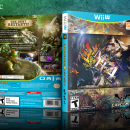 Monster Hunter 4 Box Art Cover