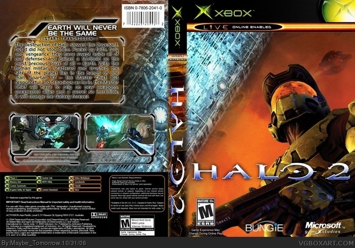 how to play halo 2 on xbox 360