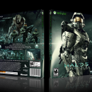 Halo 5 Guardians Box Art Cover