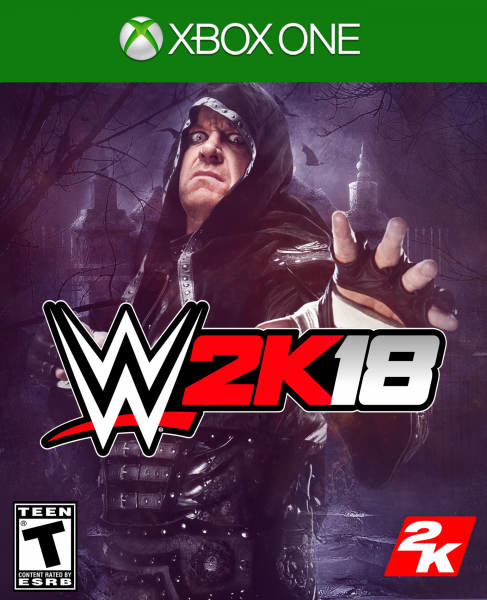 Book Cover Drawing Xbox One ~ Wwe k xbox one box art cover by kingmarmar