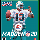 Madden 20 Alternative Cover | Dan Marino Box Art Cover