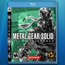 Metal Gear Solid The Twin Snakes PS3 Box Art Cover