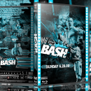 WWE THE BASH 2009 DVD COVER Box Art Cover