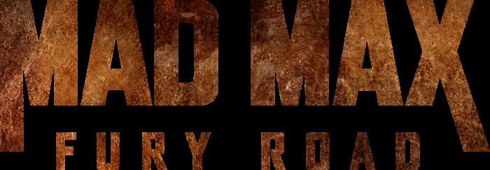 Mad Max Fury Road Logo