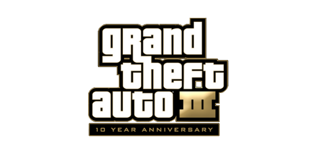 Grand Theft Auto III Logo Brand Font PNG, Clipart, Area, Brand ... | 303x620