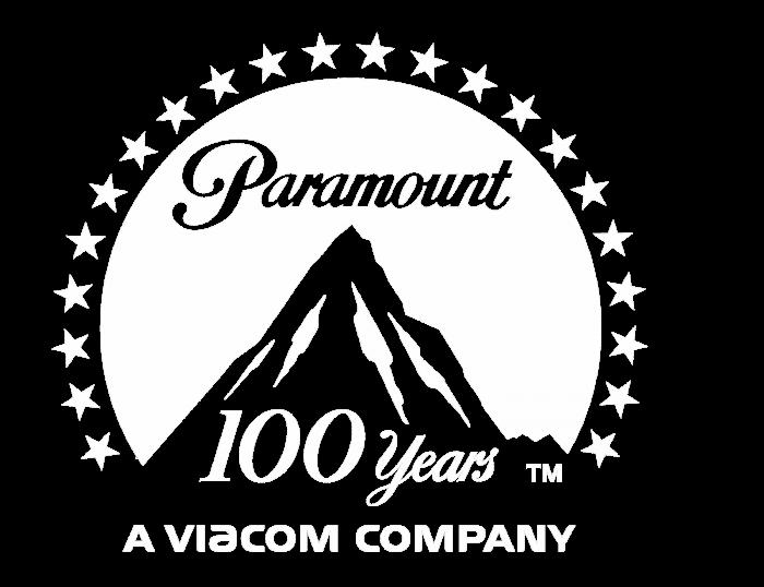 paramount logo black and white - photo #7