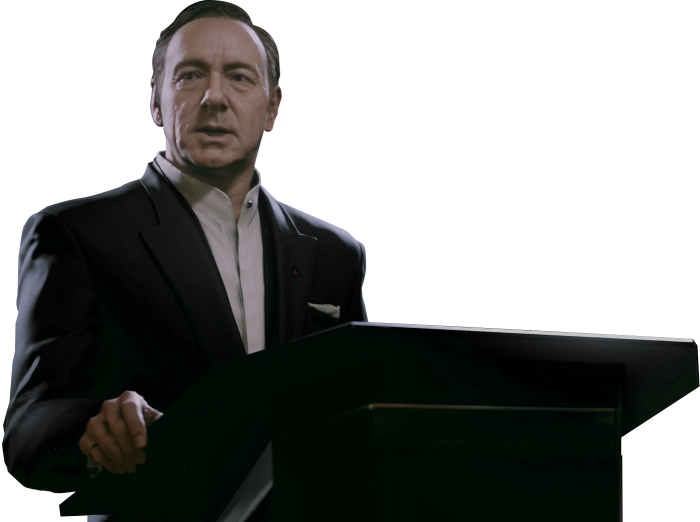 Call of Duty: Advanced Warfare Jonathan Irons render