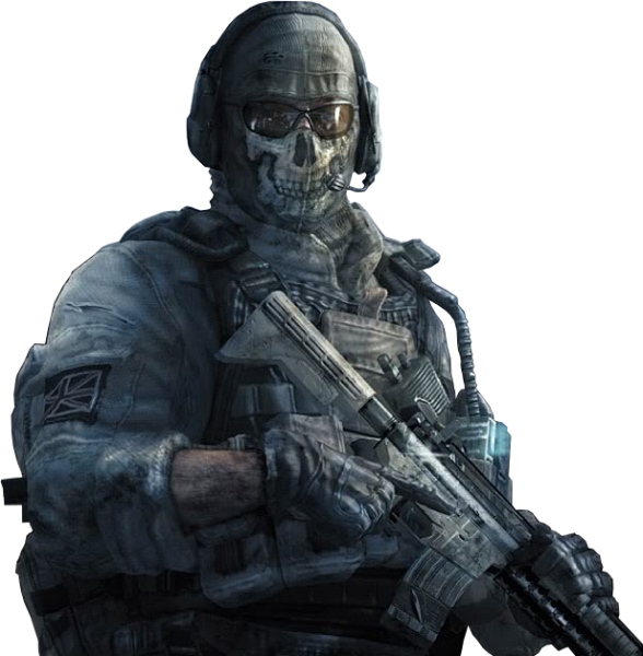 Call of Duty: Ghosts render