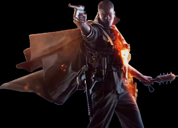 Xbox 360 Logo Png White Battlefield 1 render