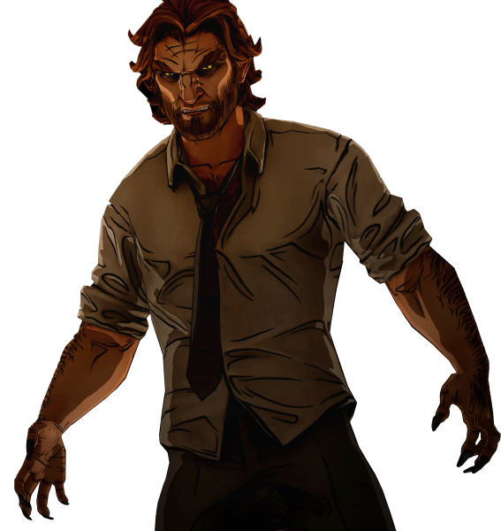 render the wolf among us