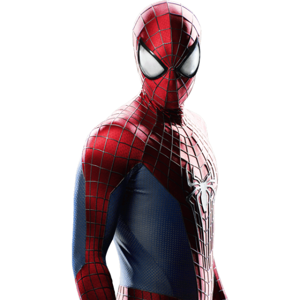 3d spider man transparent - photo #41