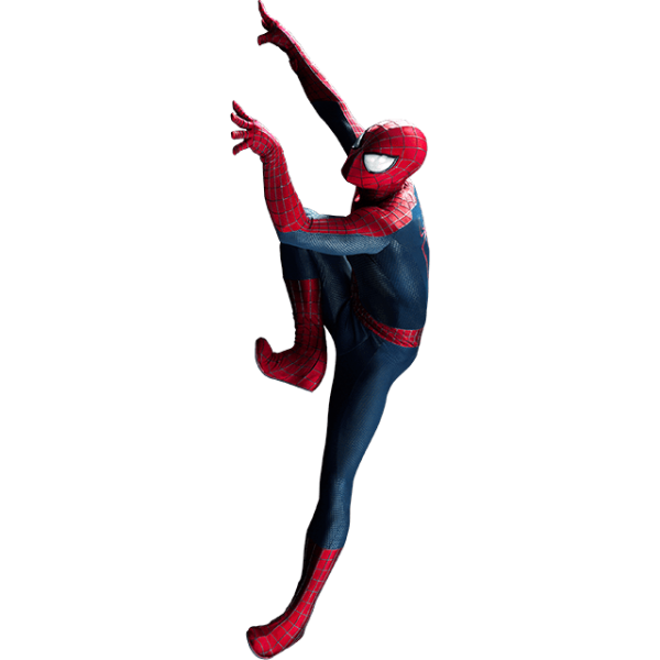 Spiderman logo render