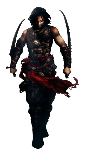 Render » Prince of Persia : Warrior Within