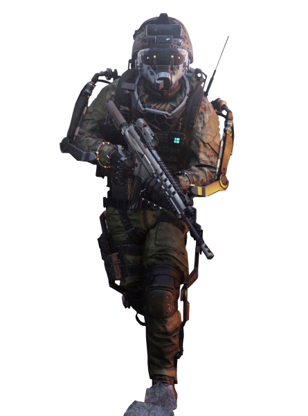 Cod Soldier Png | www.imgkid.com - The Image Kid Has It!