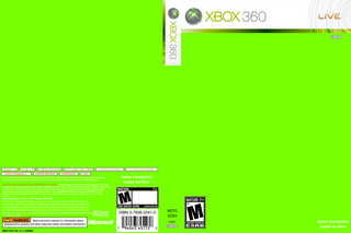 Xbox 360 template Xbox 360 Game Covers Download