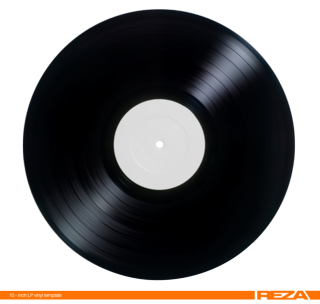 Vinyl template